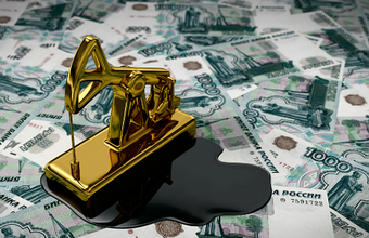Классика жанра: рубль падает вслед за нефтью