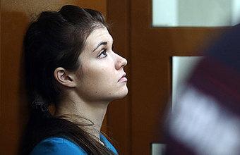 Четыре года за «подростковый бунт»: Верховный суд оставил в силе приговор Карауловой
