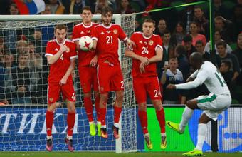Россия — Кот-д'Ивуар 0:2. Первый матч сборной в 2017 году закончился поражением
