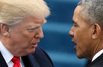 Трамп развивает наступление на наследие Обамы