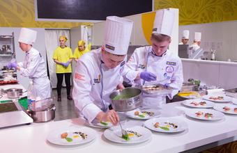 Chef a la Russe на METRO EXPO 2017