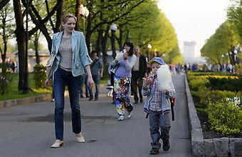 Дождались! В Москву приходит настоящая весна