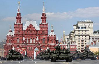 Москву на майские ждут потепление и пробки