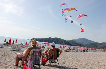 Безвизовое лето в Турции