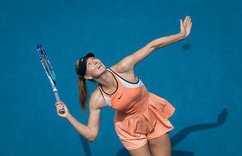 Обзор инопрессы. В мировых СМИ ажиотаж по поводу возвращения Шараповой в большой теннис