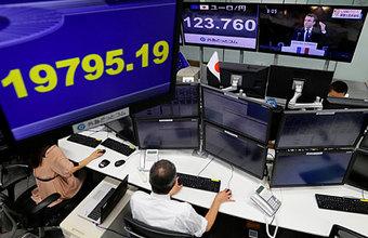 Рынки отреагировали мощным ростом на победу Макрона