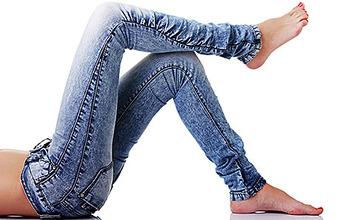 Брюки превращаются: уникальные джинсы-трансформер от Y/Project
