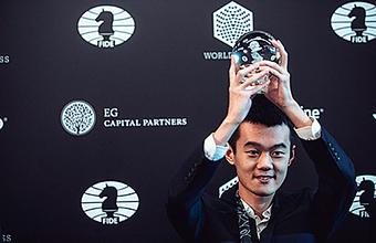 Московский этап гран-при ФИДЕ выиграл шахматист из Китая