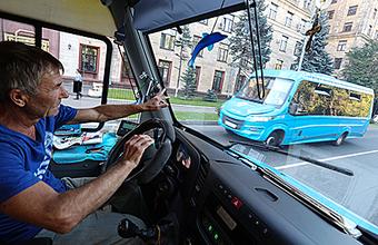 Киргизским водителям дали зеленый свет