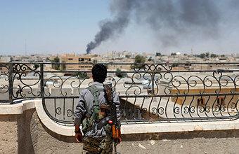 Сутки до мира на юго-западе Сирии