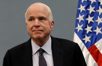 У Маккейна рак мозга