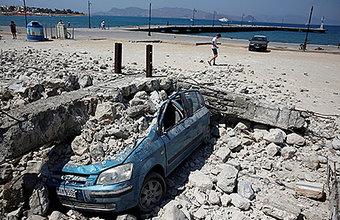 Землетрясение в Греции и Турции. Можно ли предсказать трагедию?