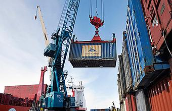 Морской порт — рублевая зона