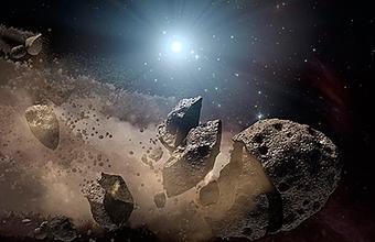 Астроном: крупнейший астероид ничем не угрожает Земле