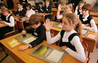 В школу — без учебников