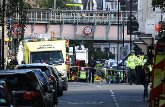 Теракт в Лондоне: джихадистов могла приютить пожилая пара