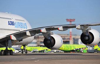 Спаслись чудом: в «Домодедово» едва не потерпел крушение самый большой в мире самолет