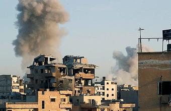 Минобороны отчиталось, что Сирию освободили от ИГ более чем на 90%