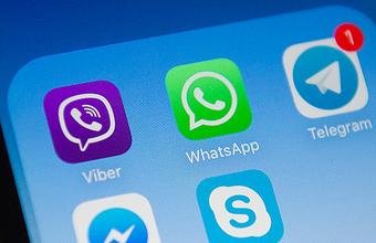 Никифоров посоветовал спецслужбам присмотреться к WhatsApp и Viber