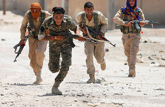 Сирийская армия: последний оплот ИГИЛ в Сирии полностью освобожден