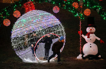 Католическое Рождество на Украине — выходной. В Раде заявили, что бросили кость Москве