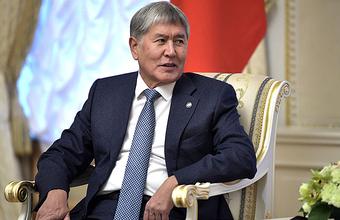 Правление президента Киргизии Атамбаева заканчивается «экономической войной» с Казахстаном