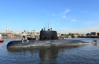 «Надежды больше нет». Аргентина прекратила поиски экипажа пропавшей подлодки