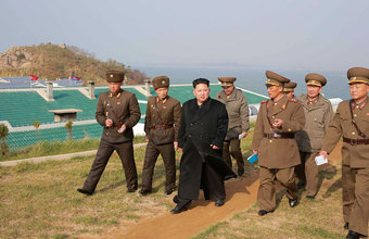 КНДР остро отреагировала на возможность морской блокады со стороны США