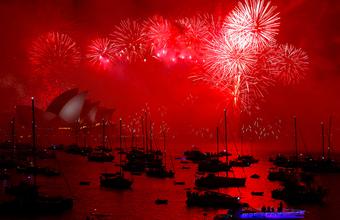 Как встречали Новый год в разных странах