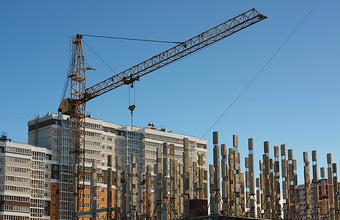 В Москве рухнуло жилищное строительство