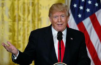Трамп впервые публично обвинил Россию в саботаже северокорейских санкций