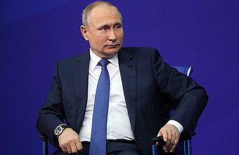 «Обидно»: Путин о том, что США обошли его вниманием