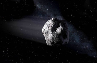 Супербыстрый астероид мчится в сторону Земли