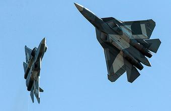 «Американцы просто прикрываются идеологией, что они сильные и им не страшны Су-57»
