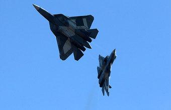 «Я не вижу в этом бряцания оружием» — эксперт о прибытии в Сирию истребителей Су-57