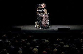 Стивен Хокинг — погасла ярчайшая звезда науки