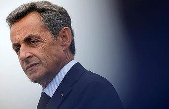 Николя Саркози взяли под стражу
