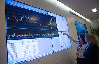 На Московской бирже мощнейший обвал