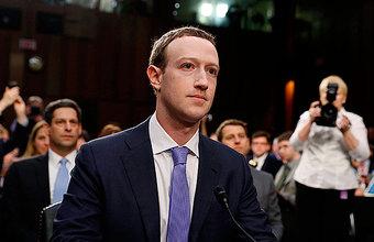 Сорок сенаторов против одного Цукерберга