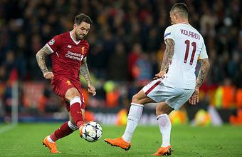 Семь голов на две команды: «Ливерпуль» разгромил «Рому»