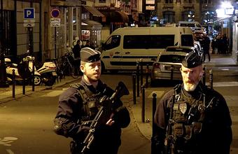 Устроивший резню в Париже чеченец числился в базе данных полиции