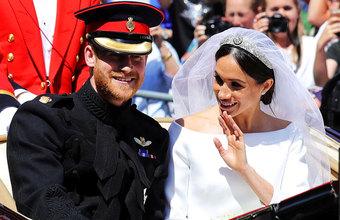 Нетрадиционная королевская свадьба: как Гарри и Меган нарушили протокол