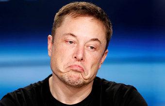 Маск теряет управление?