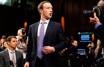Новое испытание Цукерберга: европейские законодатели допросили основателя Facebook