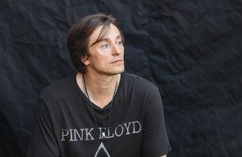 Сергей Безруков и его рок-группа «Крестный папа» выпустили первую песню