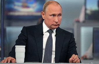 Цены на топливо, налоги, Мутко и Telegram. Острые вопросы «Прямой линии с Путиным»