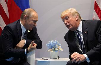 Трампу не дают встретиться с Путиным?