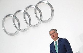 «Новое цунами «Дизельгейта»: в Германии арестован глава Audi