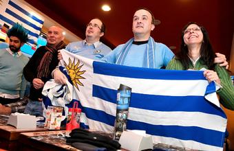 Начало второго тура ЧМ: Россию больше всего волнуют уругвайцы