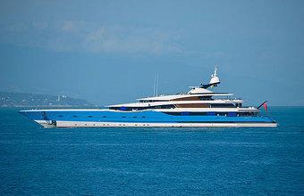 Самые длинные яхты российских миллиардеров